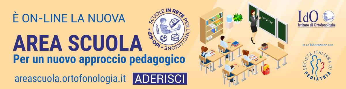 Area scuola IdO